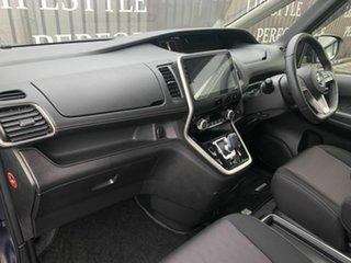 2018 Nissan Serena Highway Star E Power Purple Constant Variable Van