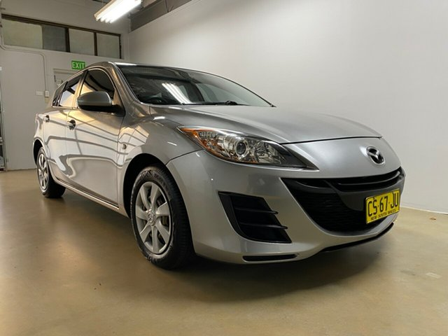 Used Mazda 3 BL 11 Upgrade Neo, 2011 Mazda 3 BL 11 Upgrade Neo Grey 6 Speed Manual Hatchback