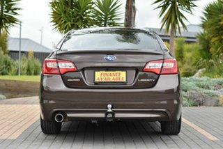 2017 Subaru Liberty B6 MY17 2.5i CVT AWD Premium Bronze 6 Speed Constant Variable Sedan