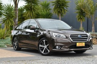 2017 Subaru Liberty B6 MY17 2.5i CVT AWD Premium Bronze 6 Speed Constant Variable Sedan.