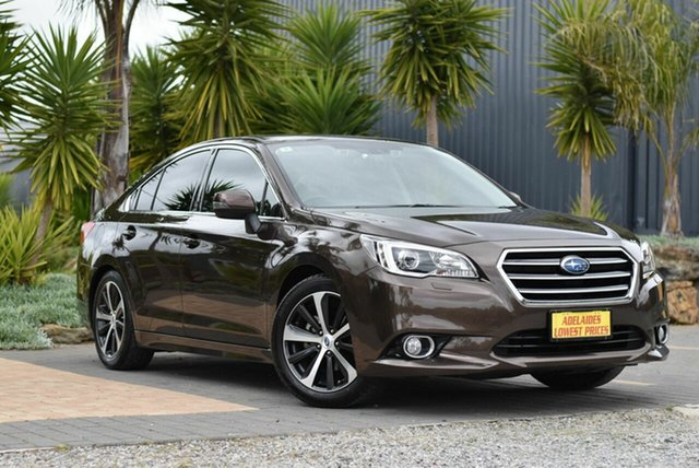 Used Subaru Liberty B6 MY17 2.5i CVT AWD Premium Melrose Park, 2017 Subaru Liberty B6 MY17 2.5i CVT AWD Premium Bronze 6 Speed Constant Variable Sedan