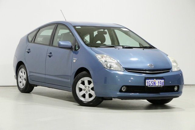 Used Toyota Prius ZVW30R Hybrid, 2009 Toyota Prius ZVW30R Hybrid Blue Continuous Variable Hatchback
