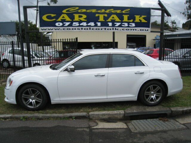Used Chrysler 300 MY12 Limited, 2013 Chrysler 300 MY12 Limited White 8 Speed Automatic Sedan