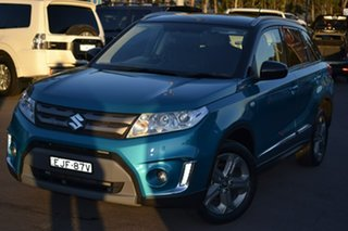 2018 Suzuki Vitara LY RT-S 2WD Turquoise 6 Speed Sports Automatic Wagon