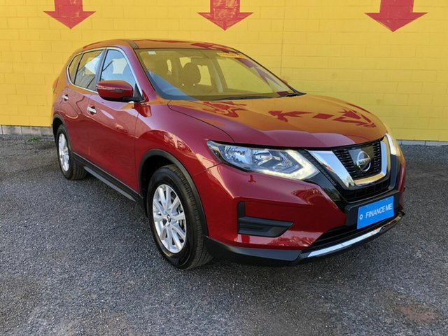 Used Nissan X-Trail T32 Series II ST X-tronic 2WD, 2019 Nissan X-Trail T32 Series II ST X-tronic 2WD Red 7 Speed Constant Variable Wagon