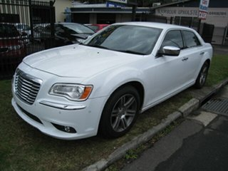 2013 Chrysler 300 MY12 Limited White 8 Speed Automatic Sedan.