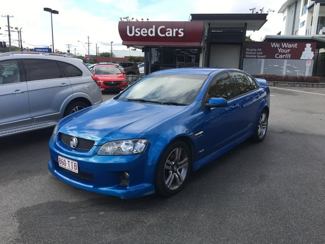 Used Holden Commodore VE II SS, 2010 Holden Commodore VE II SS Blue 6 Speed Sports Automatic Sedan