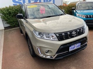 2019 Suzuki Vitara LY Series II 2WD Ivory & Black 6 Speed Sports Automatic Wagon.