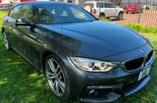 2014 BMW 428i F36 M Sport Gran Coupe Grey 8 Speed Sports Automatic Hatchback.
