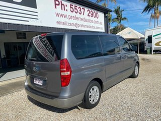 2010 Hyundai iMAX TQ Grey 5 Speed Automatic Wagon