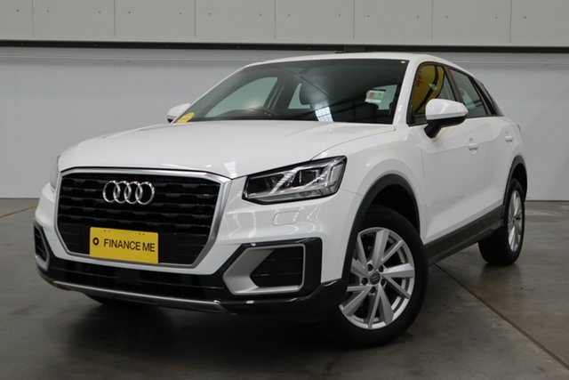 Used Audi Q2 GA MY20 35 TFSI S Tronic design Castle Hill, 2019 Audi Q2 GA MY20 35 TFSI S Tronic design White 7 Speed Sports Automatic Dual Clutch Wagon