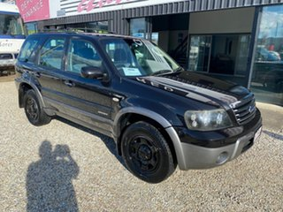 2006 Ford Escape ZC XLT Black 4 Speed Automatic SUV.