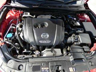 2014 Mazda 3 BM5236 SP25 SKYACTIV-MT Red 6 Speed Manual Sedan