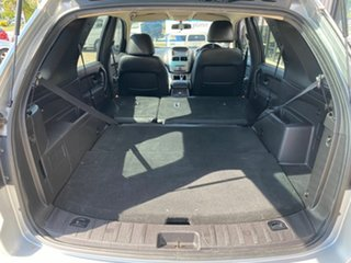 2014 Ford Territory SZ TS (4x4) Silver 6 Speed Automatic Wagon