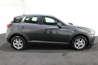 2017 Mazda CX-3 DK2W7A Maxx SKYACTIV-Drive Meteor Grey 6 Speed Sports Automatic Wagon.