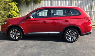 2019 Mitsubishi Outlander ZL MY19 ES AWD Burgundy 6 Speed Constant Variable Wagon