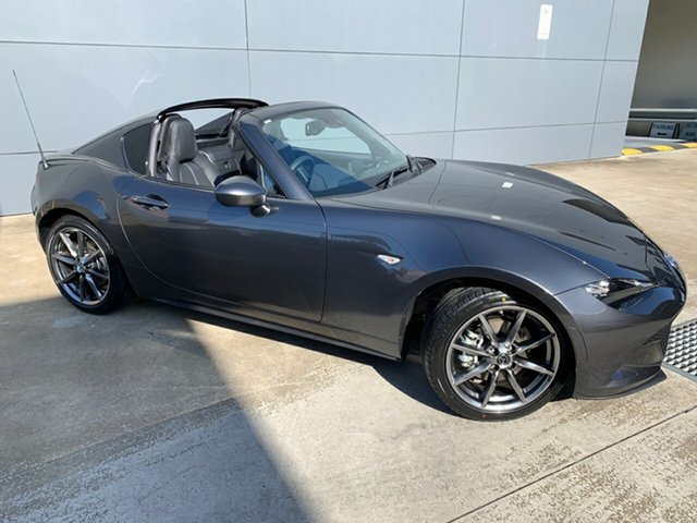 New Mazda MX-5 ND GT RF SKYACTIV-MT, 2020 Mazda MX-5 ND GT RF SKYACTIV-MT Machine Grey 6 Speed Manual Targa