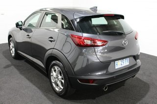 2017 Mazda CX-3 DK2W7A Maxx SKYACTIV-Drive Meteor Grey 6 Speed Sports Automatic Wagon
