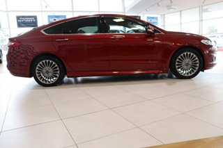2017 Ford Mondeo MD 2017.50MY Titanium Maroon 6 Speed Sports Automatic Hatchback
