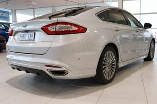 2016 Ford Mondeo MD Titanium Silver 6 Speed Sports Automatic Hatchback
