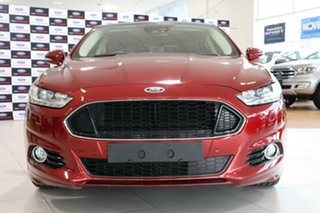 2017 Ford Mondeo MD 2017.50MY Titanium Maroon 6 Speed Sports Automatic Hatchback.
