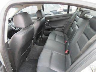 2010 Holden Berlina VE II International Silver 6 Speed Automatic Sedan