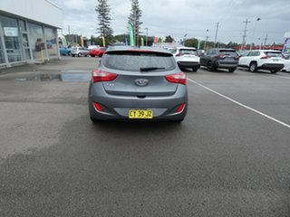 2015 Hyundai i30 GD3 Series II MY16 Active Grey 6 Speed Sports Automatic Hatchback