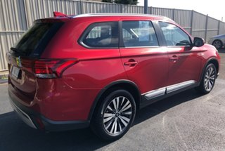 2019 Mitsubishi Outlander ZL MY19 ES AWD Burgundy 6 Speed Constant Variable Wagon.