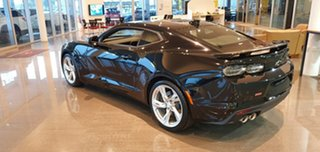 2019 Chevrolet Camaro MY19 2SS Black 6 Speed Manual Coupe