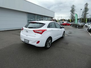 2015 Hyundai i30 GD3 Series II MY16 SR White 6 Speed Sports Automatic Hatchback