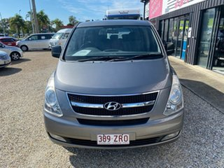 2010 Hyundai iMAX TQ Grey 5 Speed Automatic Wagon.