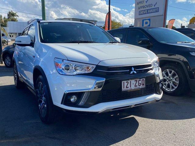 Used Mitsubishi ASX XC MY19 LS 2WD, 2019 Mitsubishi ASX XC MY19 LS 2WD White 6 Speed Constant Variable Wagon