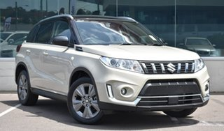2020 Suzuki Vitara LY Series II 2WD Black 6 Speed Sports Automatic Wagon
