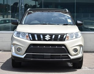 2020 Suzuki Vitara LY Series II 2WD Black 6 Speed Sports Automatic Wagon.