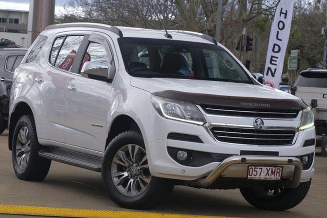 Used Holden Trailblazer RG MY17 LTZ, 2017 Holden Trailblazer RG MY17 LTZ White 6 Speed Sports Automatic Wagon