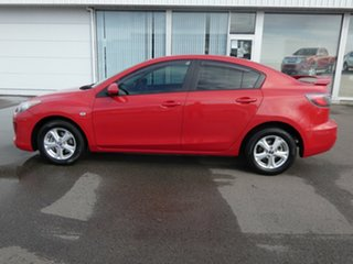 2012 Mazda 3 BL10F2 Neo Red 6 Speed Manual Sedan
