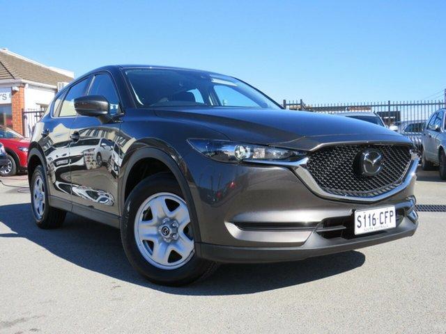 Used Mazda CX-5 KF2W7A Maxx SKYACTIV-Drive FWD, 2019 Mazda CX-5 KF2W7A Maxx SKYACTIV-Drive FWD Grey 6 Speed Sports Automatic Wagon