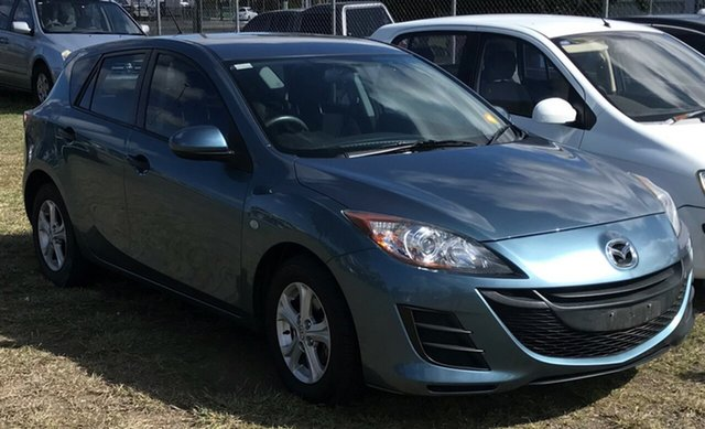 Used Mazda 3 BL10F1 Neo Activematic, 2009 Mazda 3 BL10F1 Neo Activematic Blue 5 Speed Sports Automatic Hatchback