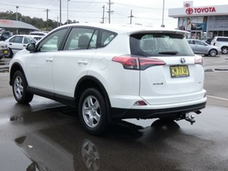 2016 Toyota RAV4 ASA44R GX AWD White 6 Speed Sports Automatic Wagon
