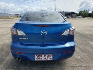 2012 Mazda 3 BL10F2 MY13 Neo Activematic Blue 5 Speed Sports Automatic Sedan