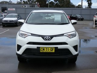 2016 Toyota RAV4 ASA44R GX AWD White 6 Speed Sports Automatic Wagon.