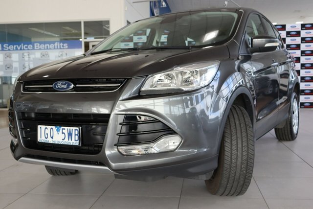 Used Ford Kuga TF MY16 Ambiente 2WD, 2015 Ford Kuga TF MY16 Ambiente 2WD 6 Speed Sports Automatic Wagon