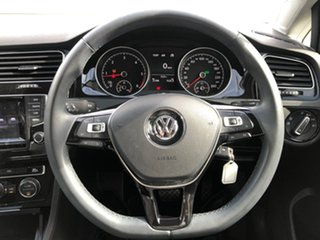 2015 Volkswagen Golf VII MY15 110TDI DSG Highline Silver 6 Speed Sports Automatic Dual Clutch