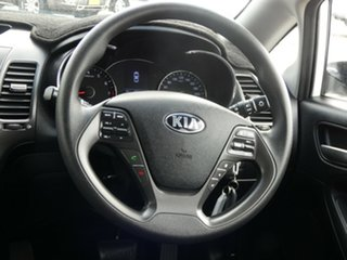 2015 Kia Cerato YD MY16 S White 6 Speed Sports Automatic Hatchback