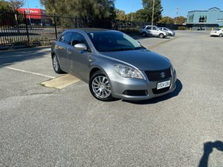 2010 Suzuki Kizashi FR XL Silver 6 Speed Manual Sedan.