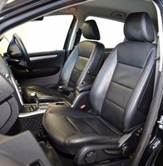 2011 Mercedes-Benz B-Class W245 MY11 B180 CDI Black 7 Speed Constant Variable Hatchback