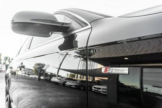 2015 Audi A4 B8 8K MY15 S Line Multitronic Black 8 Speed Constant Variable Sedan