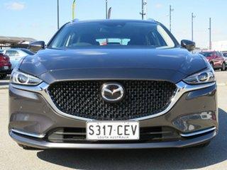 2019 Mazda 6 GL1033 Touring SKYACTIV-Drive Grey 6 Speed Sports Automatic Wagon.