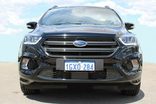 2019 Ford Escape ZG 2019.75MY ST-Line Black 6 Speed Sports Automatic SUV.