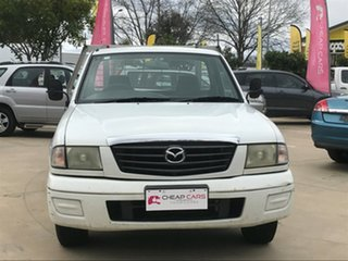 2003 Mazda Bravo B2600 DX 4x2 White 5 Speed Manual Utility